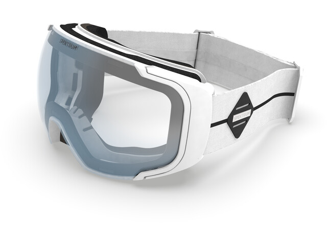 Spektrum Sylarna Photochromic Lunettes De Protection, optical white